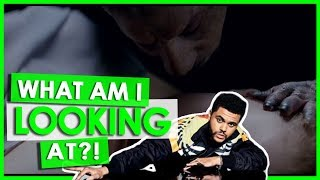 The Weeknd & DJ Gesaffelstein (Lost in the Fire) UNEXPLAINED Lyrics and Video