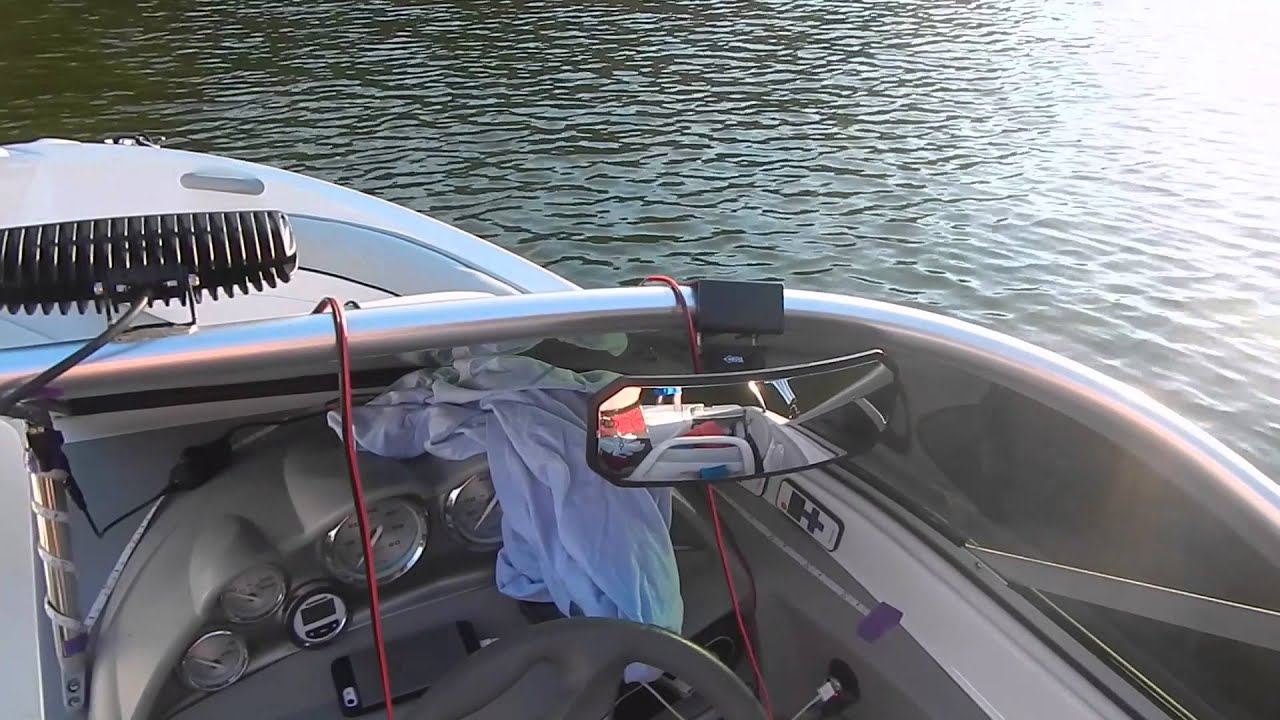 Cipa boat rear view mirror review youtube for Mirror yacht