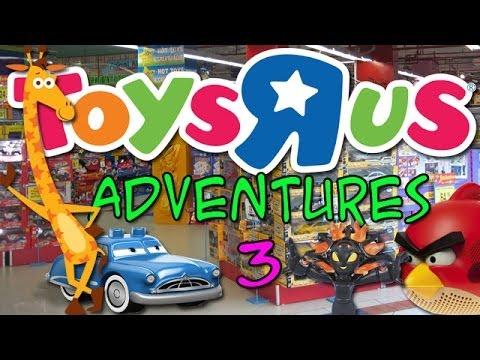 toys r us adventures 3 last minute shoppers youtube. Black Bedroom Furniture Sets. Home Design Ideas
