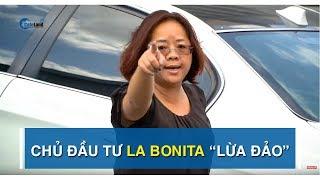 Chủ đầu tư chung cư La Bonita lừa đảo, cư dân treo băng rôn tố cáo | CAFELAND