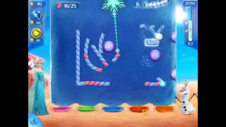 Frozen Free Fall 2 - Walkthrough Level 5 (side level at 85)