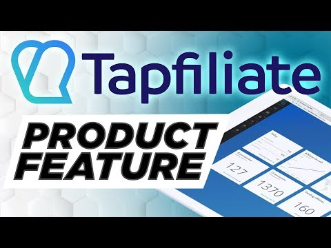 Tapfiliate Content Marketing Tool | Product Feature thumbnail
