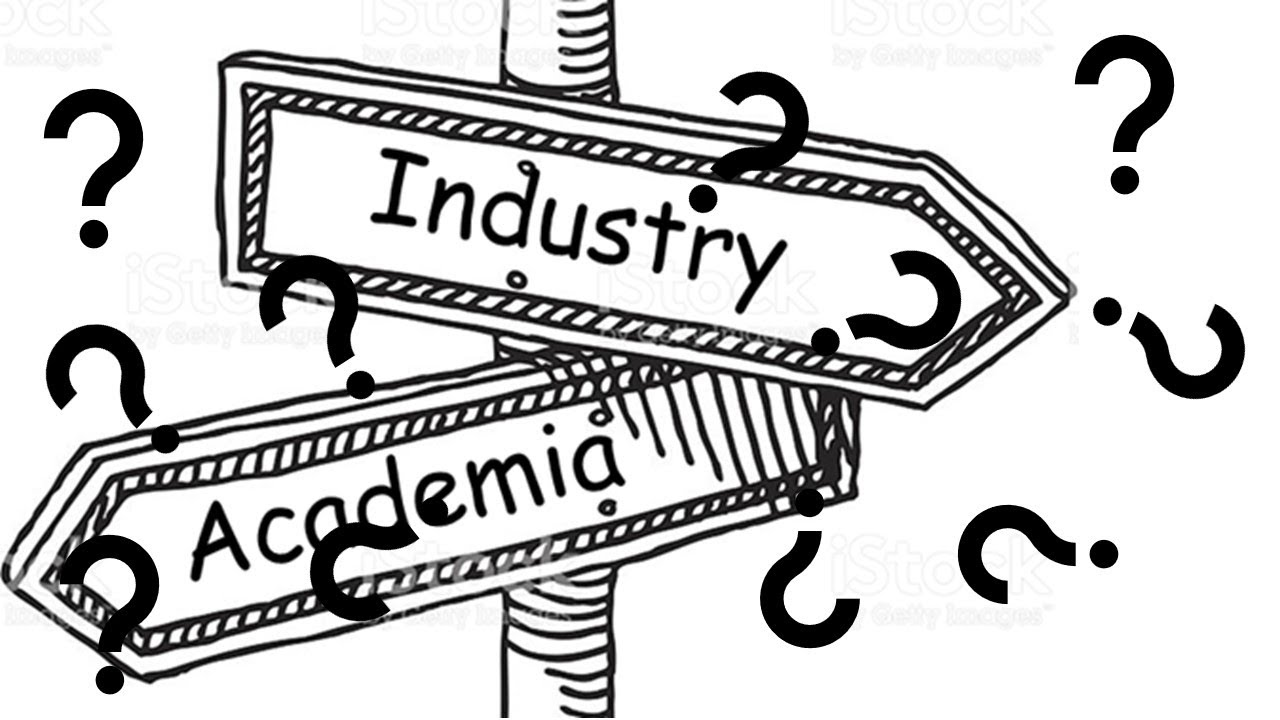Academia Or Industry: How Do Decide?