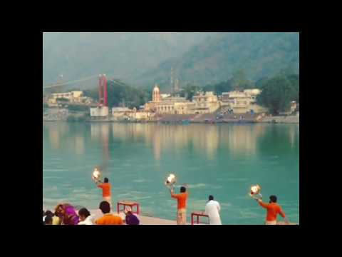 Ganga Aarti, Rishikesh, Uttarakhand. 🇮🇳