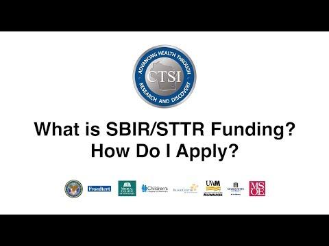 SBIR/STTR Funding