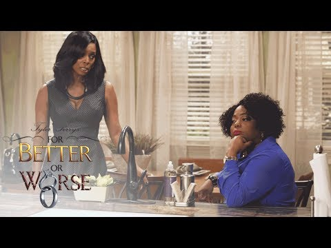 Jennifer Doesn't Want to Go to the Doctor  Tyler Perry's For Better or Worse  OWN