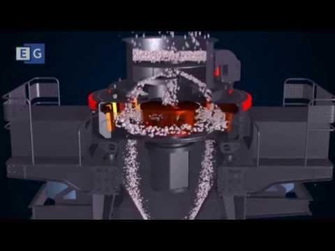 Ударная роторная дробилка (устройство и принцип работы) ZENITH