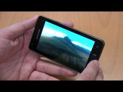 LG Optimus Speed versus Samsung Galaxy S II