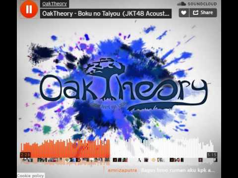 OakTheory - Boku no Taiyou (JKT48 Acoustic Cover)