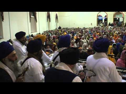 Giani Gurpreet Singh Ji - New Year 2008 - Fremont, California