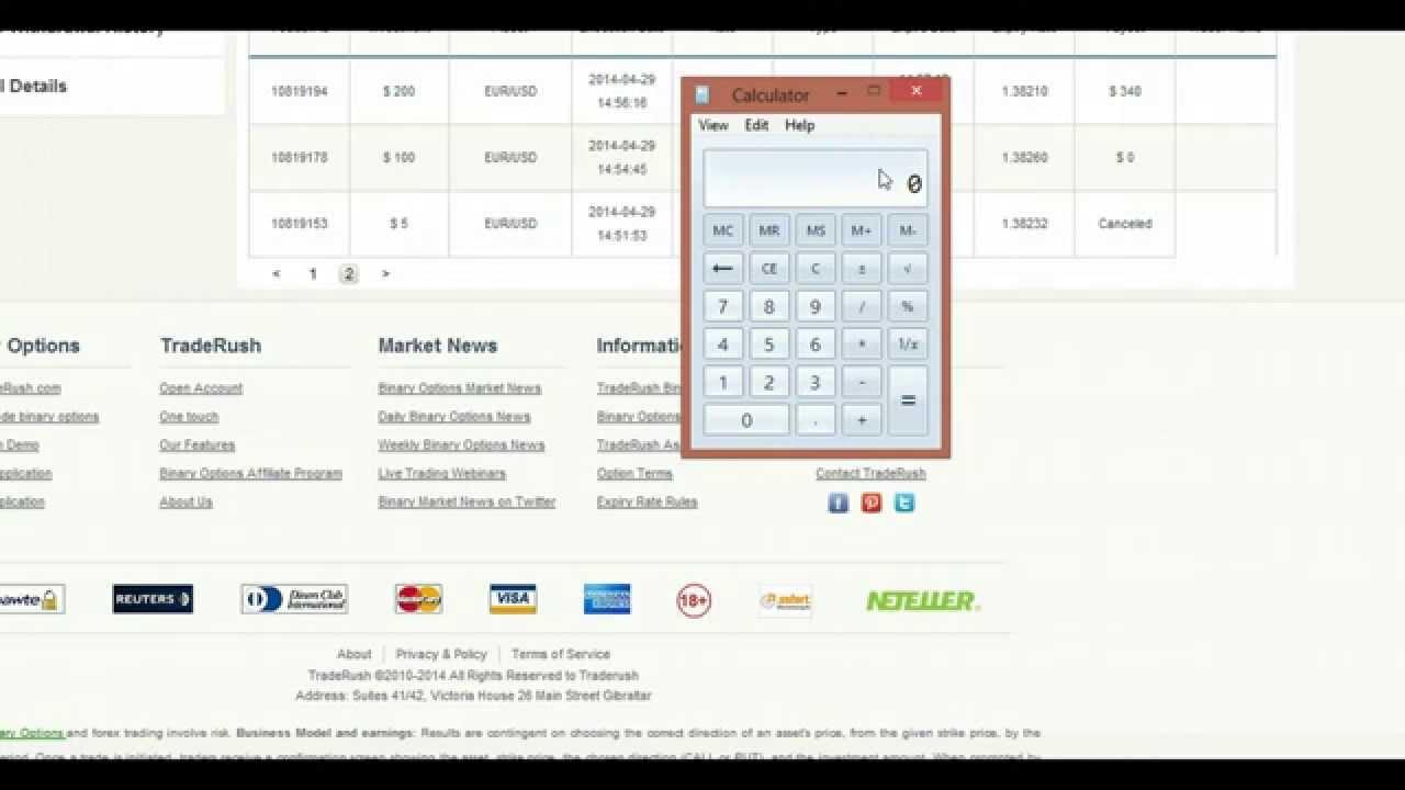 Binary options atm software development otb betting baseball in las vegas