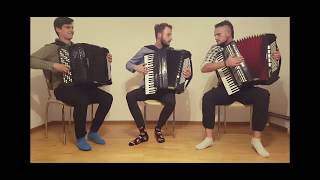CrazyAccordion Trio - Something Just Like This by The Chainsmokers & Coldplay