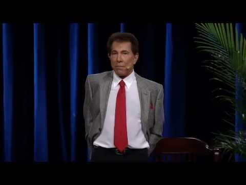 Steve Wynn shares his ultimate competitive edge at Business Mastery