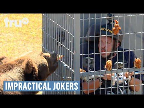 Impractical Jokers - Sal's Beastly Surprise (Punishment) | truTV