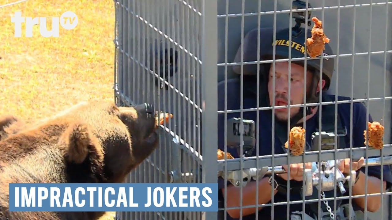 Impractical Jokers - Sal's Beastly Surprise (Punishment) | truTV