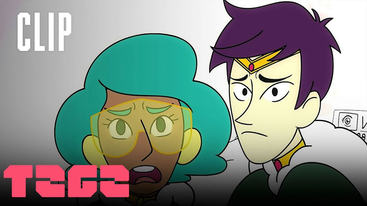 Magical Girl Friendship Squad: Origins | Daisy And Alex's Strongest Foe Yet | TZGZ | SYFY