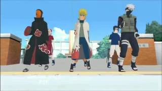 young lex bekasi  Naruto  dance