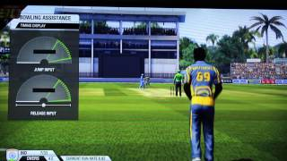 Don Bradman Cricket 14 PS3 Gameplay Sri Lanka vs India | 1080p