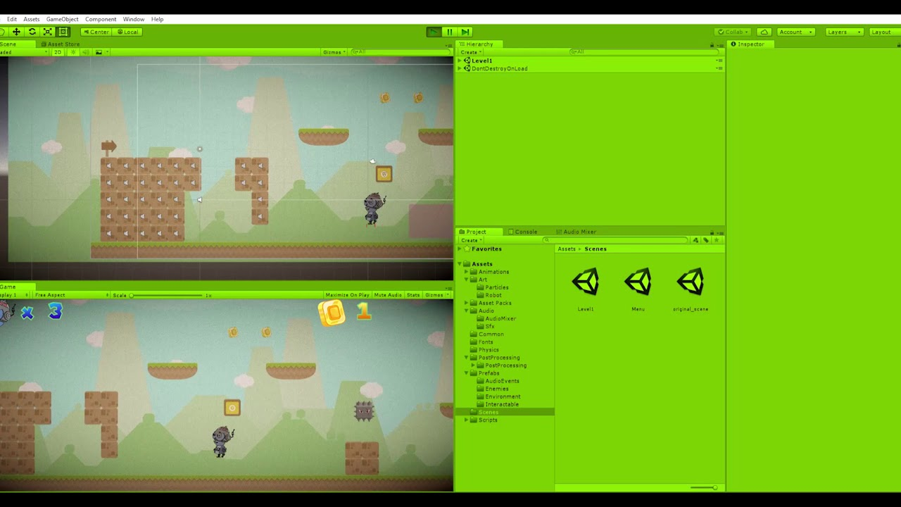 Unity Mastery Course – Brackeys Special – game courses