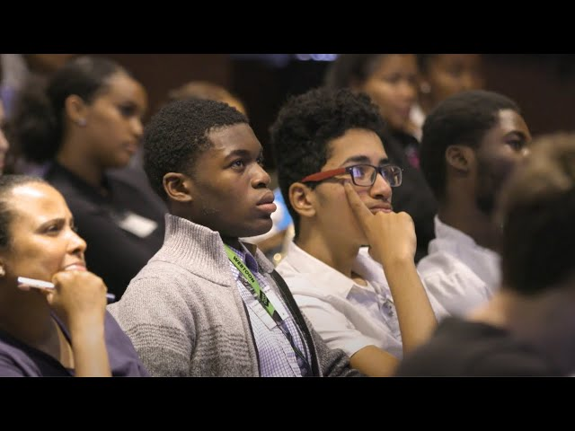 Scholar-Athlete Summit at Icahn School of Medicine at Mount Sinai