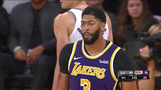 Los Angeles Lakers vs Sacramento Kings | November 15 2019