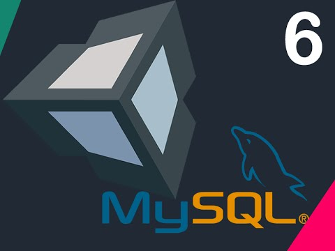 Unity3D + MySQL Tutorial - 6 Actualizar Score