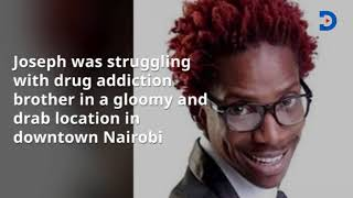 Revealed: My Cousin introduced my late brother Joseph Omondi to drugs-Eric Omondi
