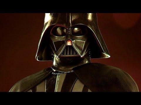 Star Wars: Vader Immortal All Cutscenes (Full Season) Game Movie 1080p HD