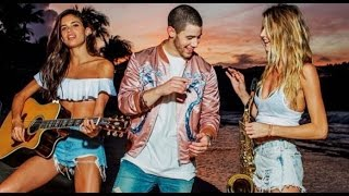 Nick Jonas - 'Levels' ( Victoria's Secret Swim Special 2016)