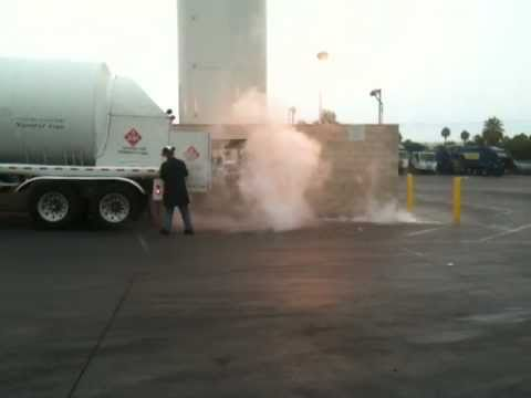 LNG Fueling Fail!