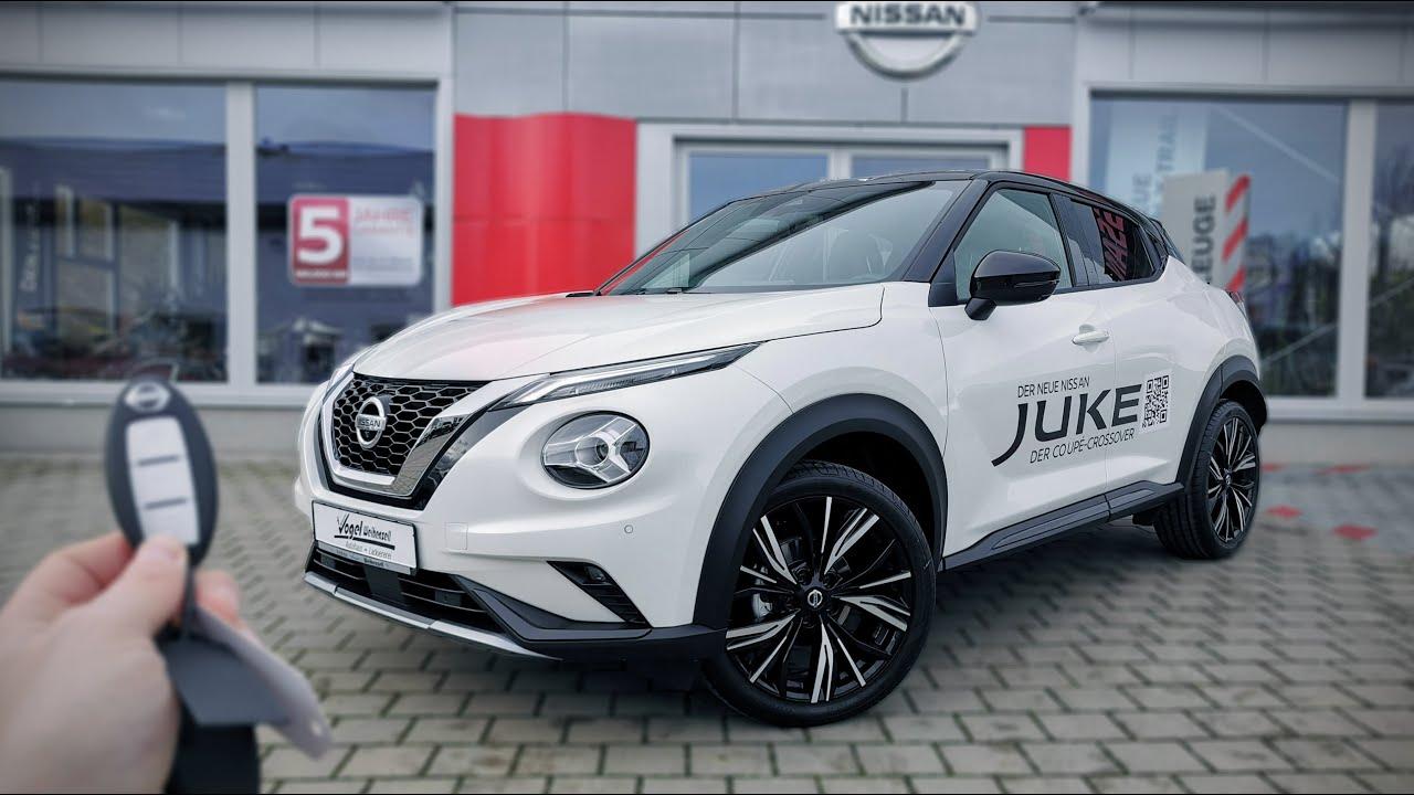 2020 Nissan JUKE 1.0 DIG-T N-Design 117 HP