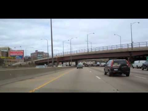 Downtown Chicago To O'Hare Airport Tour, Obama Fact Of Interest