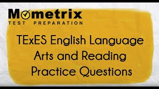 Free TExES English Language Arts and Reading 7-12 (231) Practice Questions