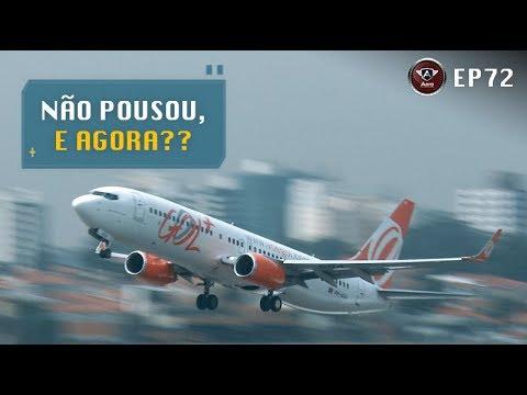 O Avião Arremeteu, E AGORA??