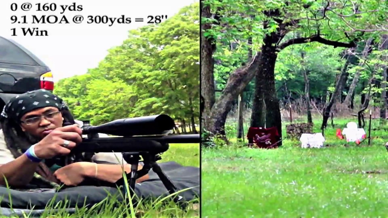 .17 HMR @ 300 Yards - YouTube