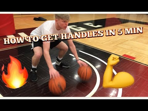HOW TO GET HANDLES IN 5 MINUTES