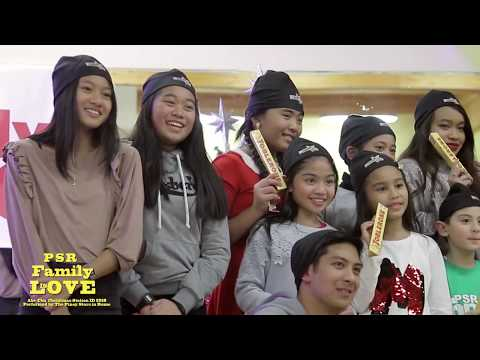 ABS CBN  CHRISTMAS STATION ID 2018  FAMILY IS LOVE COVER - PINOY STARS IN ROME