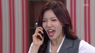 이채영 몰카 촬영한 김기리에 분노♨ [여름아 부탁해(Please Summer)] 20190626