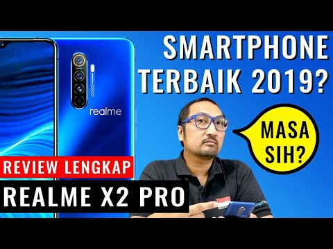 Review realme X2 Pro | Snapdragon 855+ & 50W SuperVOOC Flash Charge = SUPER NGEBUT!.