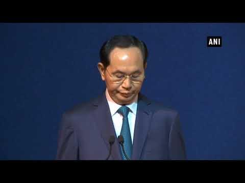 Vietnam President Tran Dai Quang attends Vietnam-India Business Forum