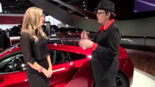 2016 Acura NSX: Designer Walkaround