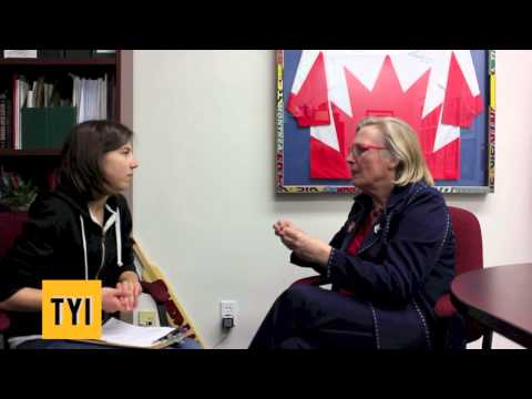 Carolyn Bennett on The Youth Vote