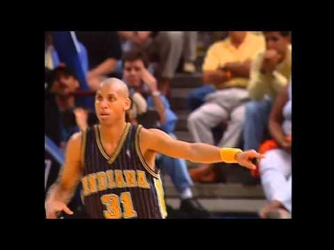 Reggie Miller - 34 points vs Knicks Full Highlights (2000 ECF GM6) (2000.06.02)