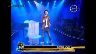 Daniel Lazo - Si no es contigo