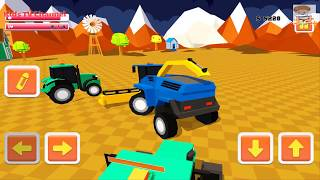 Kids TV Channel | Toy Tractor Battle Final Wars - Sablo Games | Cartoon Tractor Videos For Children