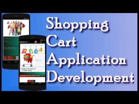 Android Tutorial: OverView on Shopping Cart Application,Android Example