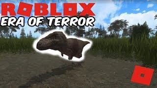 Roblox Ära des Terrors - Thiccasaurus Rex (Zufällige Momente)