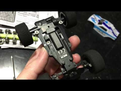 ECX Kickflip Micro RC Truck Unboxing and Test