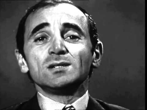 Charles AznavourHier encore
