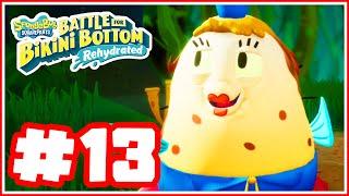 SpongeBob Squarepants: Battle for Bikini Bottom Rehydrated - Part 13 - The Kelp Forest!